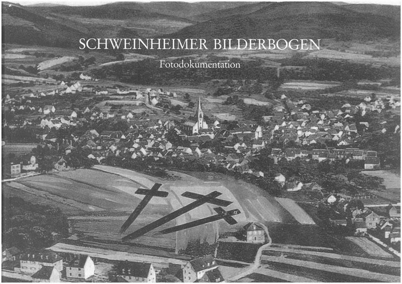 Umschlag Schweinheimer Bilderbogen